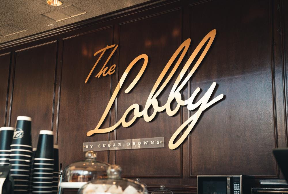 The Lobby by Sugar Brown's image