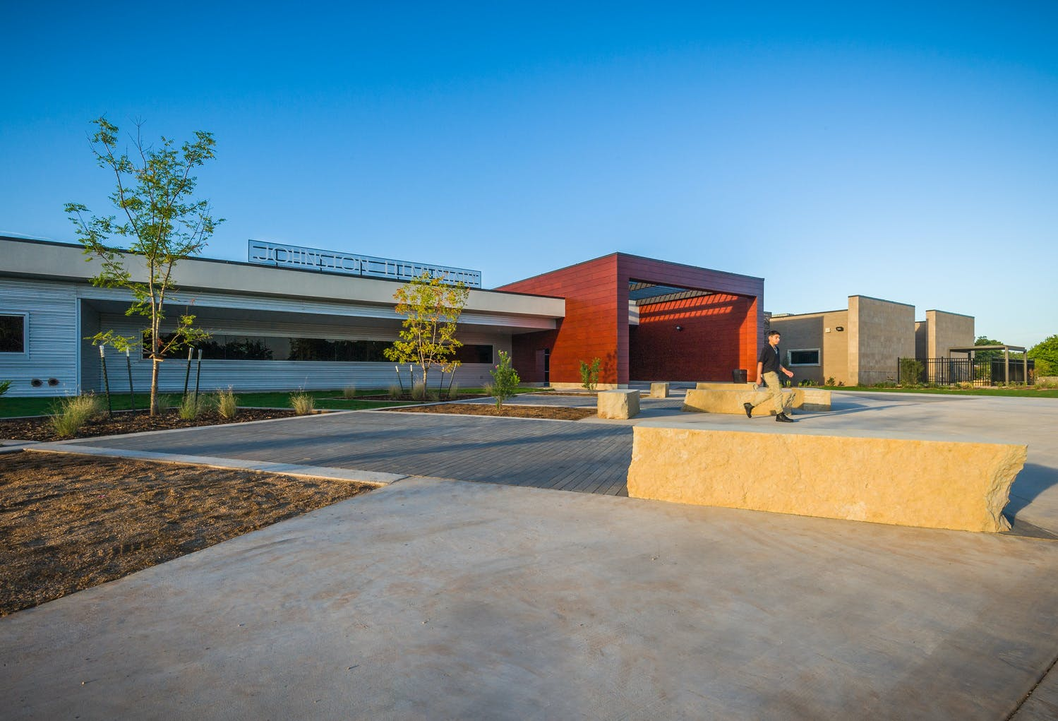 Parkhill Projects Earn AIA Abilene Awards