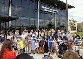 Anita Carmona-Harrison Elementary School Opens