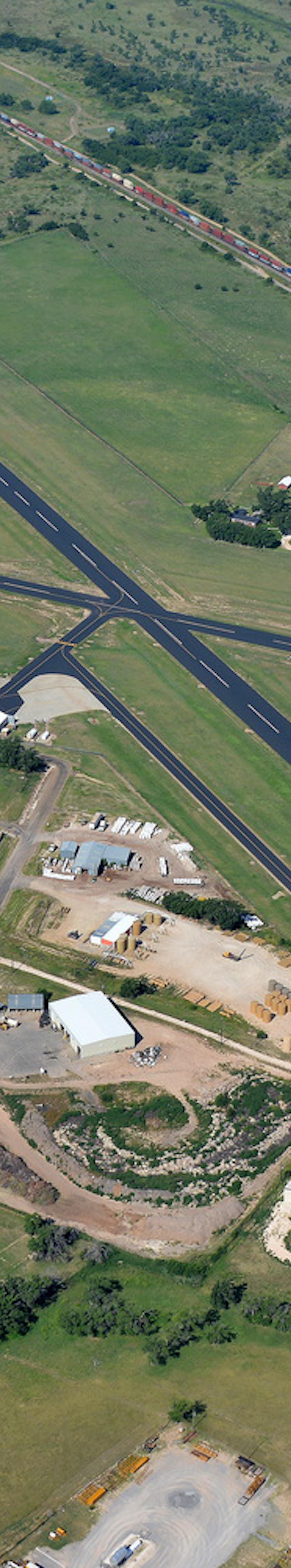 Hemphill County Airport Improvements