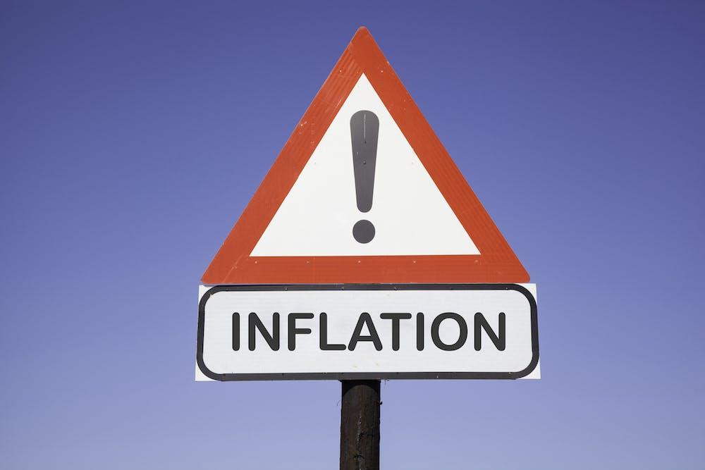 Q2 2021:  Inflation
