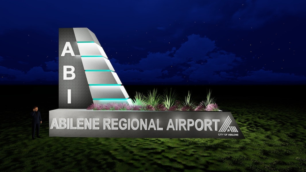 abilene regional airport land planning Gallery Images