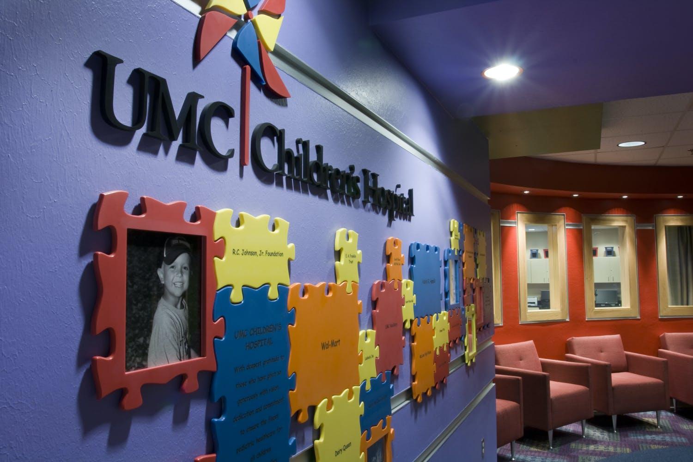 U M C Childrens Hospital Floor Renovation Gallery Images