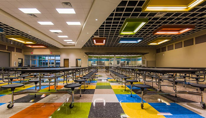 Texas School Facility Improvement 10-Year Demand