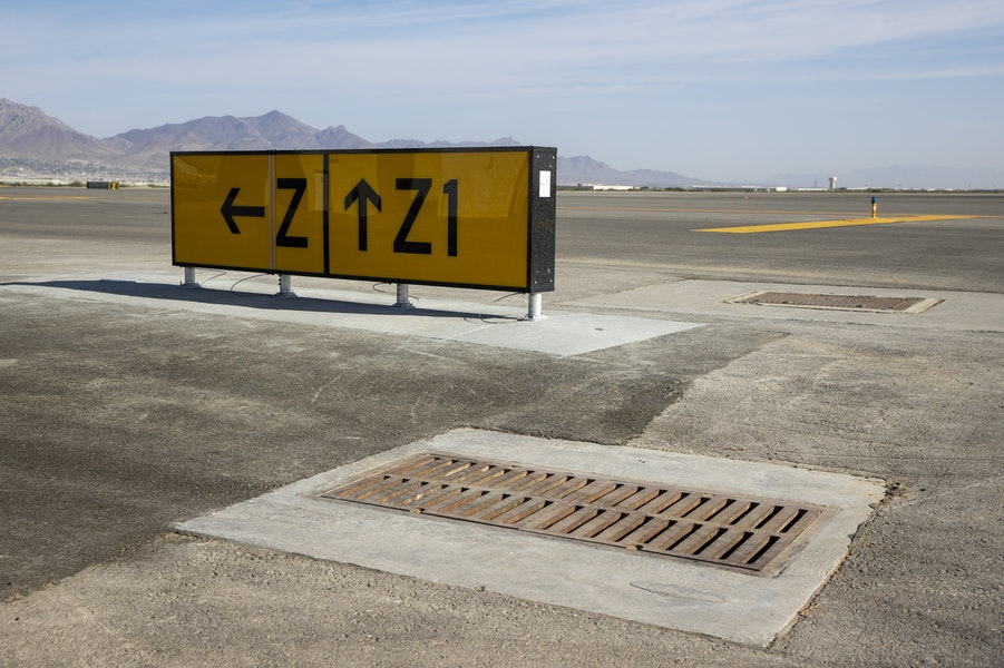 fbo ramp addition and taxiway realignment Gallery Images