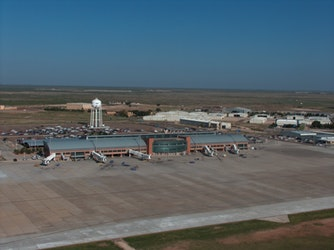 Built on Community and Aviation History-Construction of the Midland Airport Terminal