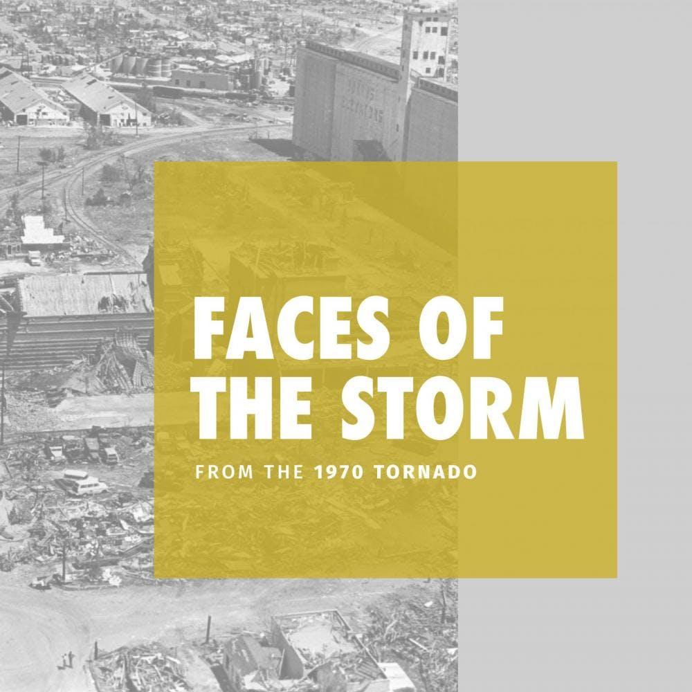 Faces of the Storm from the 1970 Tornado cover image