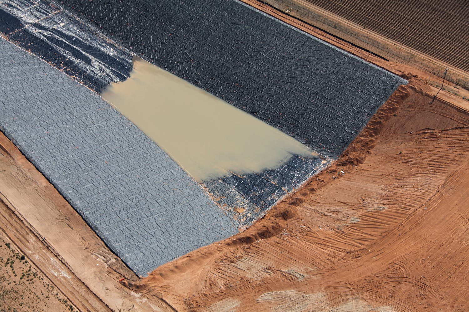 Caliche Canyon Landfill Cell I V Water Balance And Final Cover Gallery Images