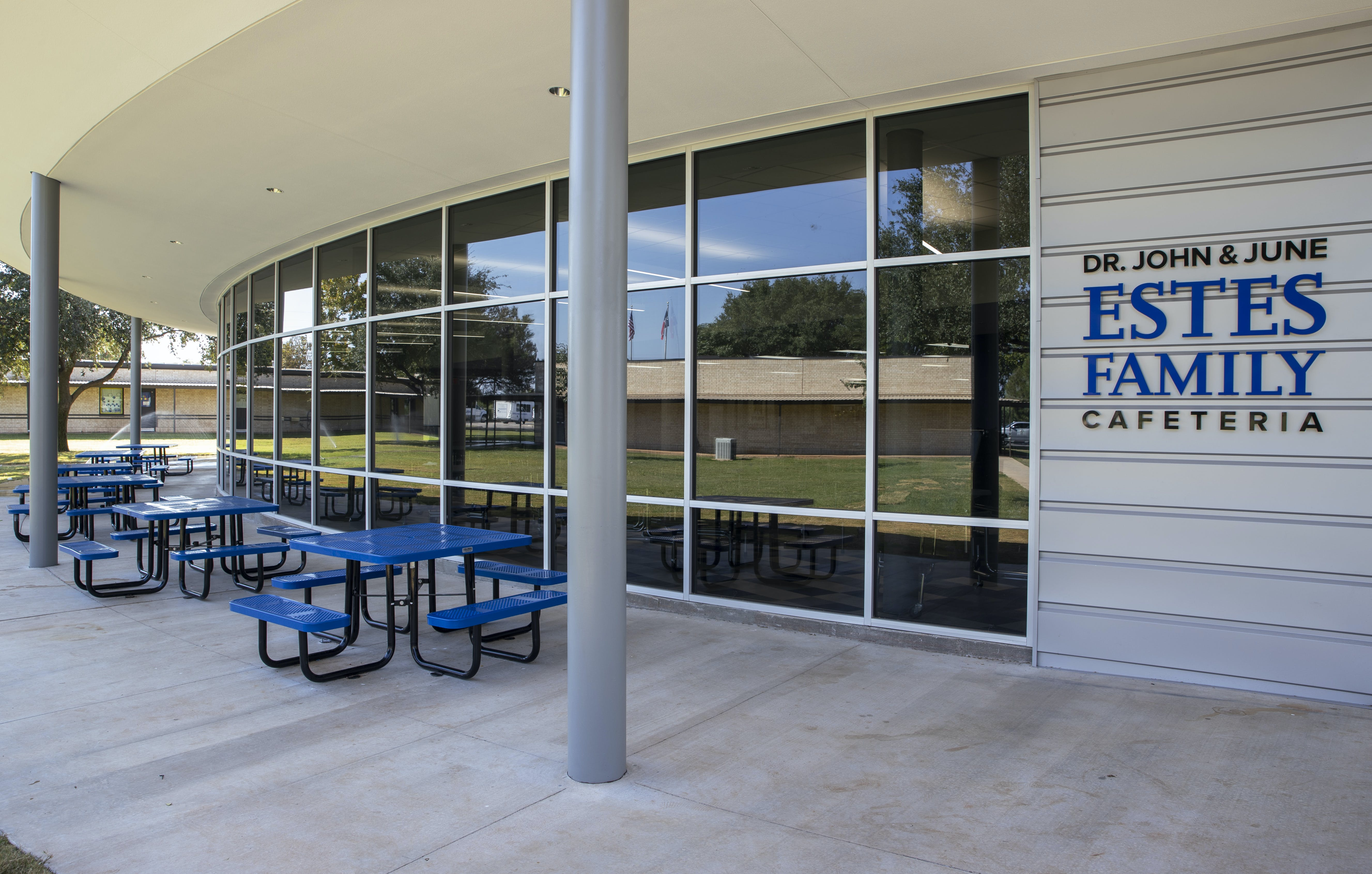 Abilene Christian School Cafeteria Addition Gallery Images