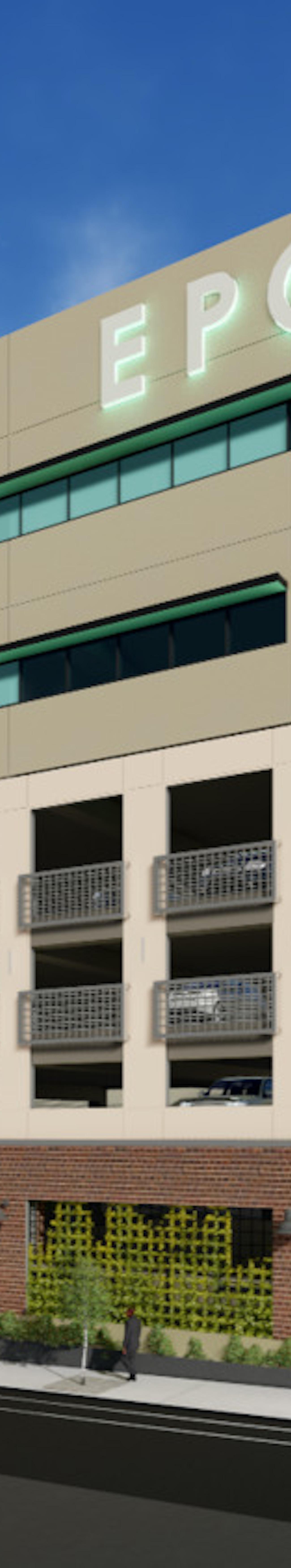 EPCC Rio Grande Campus Academic Classroom And Parking Garage