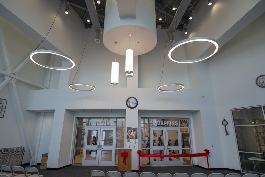 horizon high school additions and renovations Gallery Images