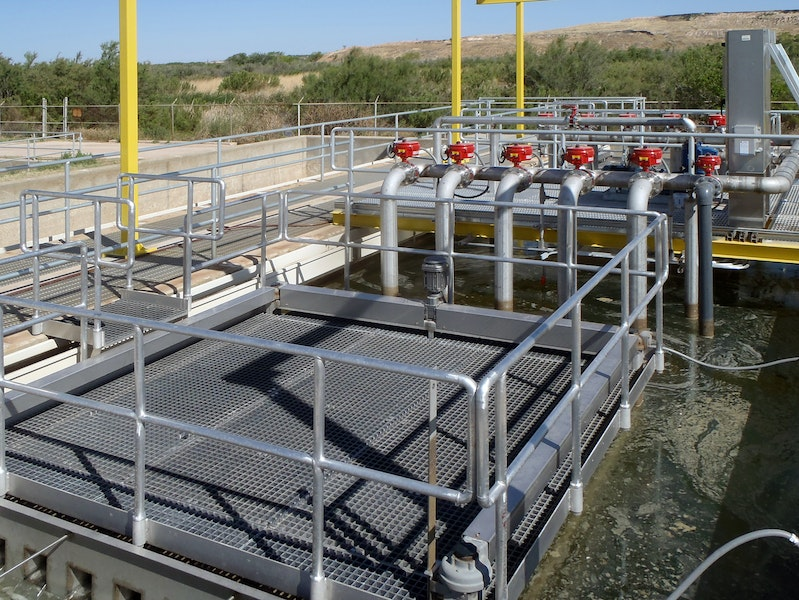 big spring wastewater treatment plant filters and aeration improvements Gallery Images