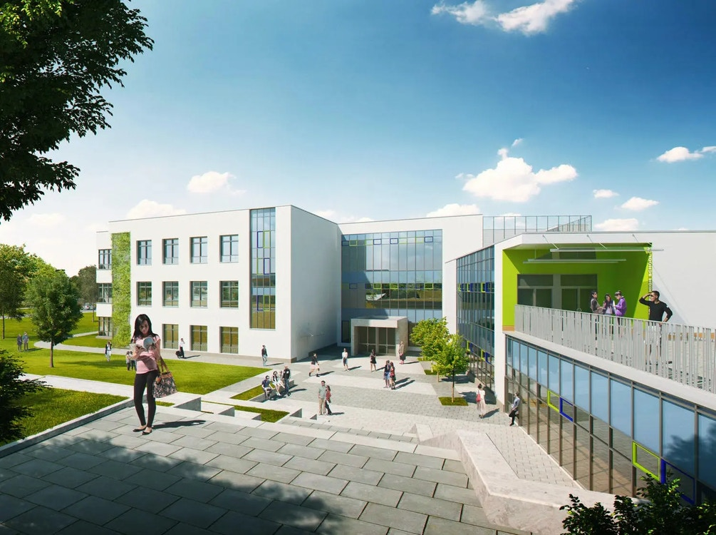 Wiesbaden High School - DoDEA