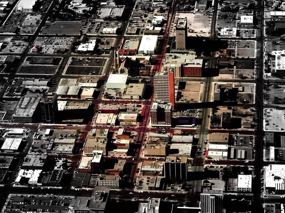 The History of Downtown Lubbock cover image