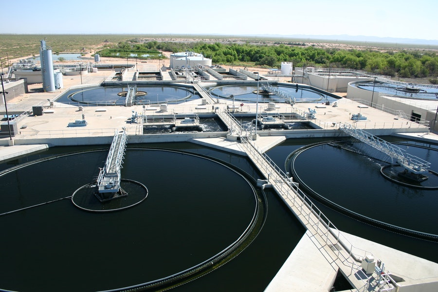 fred hervey water reclamation plant Gallery Images
