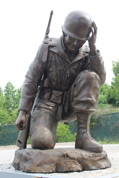 the korean war and korean defense veterans memorial Gallery Images