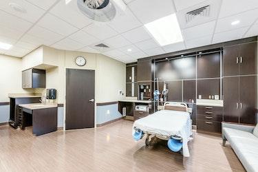 Prefab Healthcare Construction