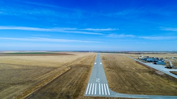 Parkhill Helping City of Hereford Improve Airport