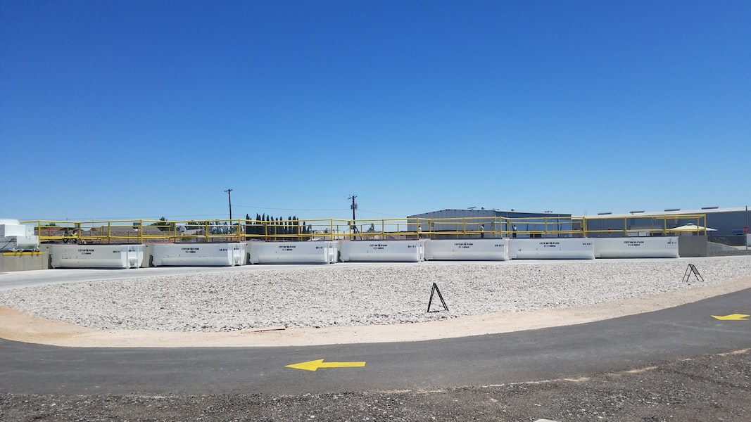 el paso environmental services department confederate citizen collection station Gallery Images