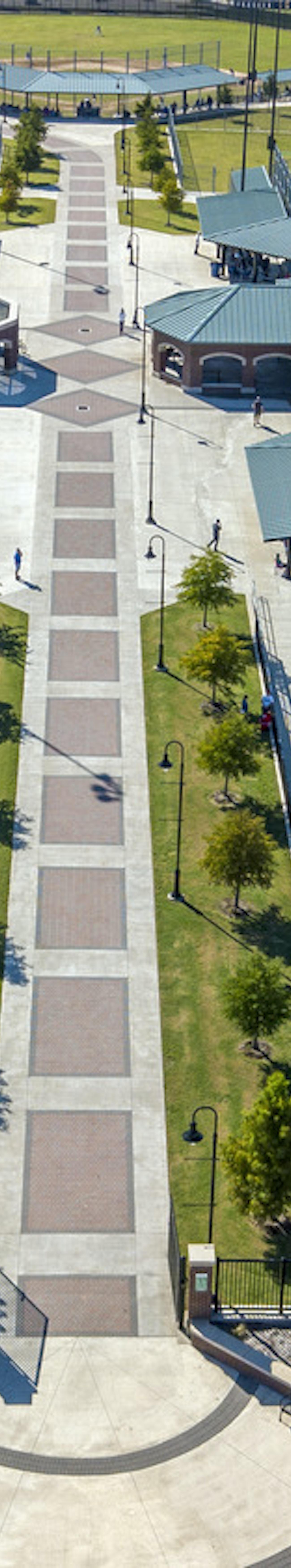 Harold Bacchus Community Park Sports Complex Addition