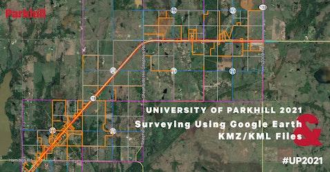 Surveying Using Google Earth and KMZ/KML Files