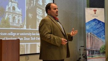 Book by Architecture, Business Grad Explores Texas Tech University Construction History