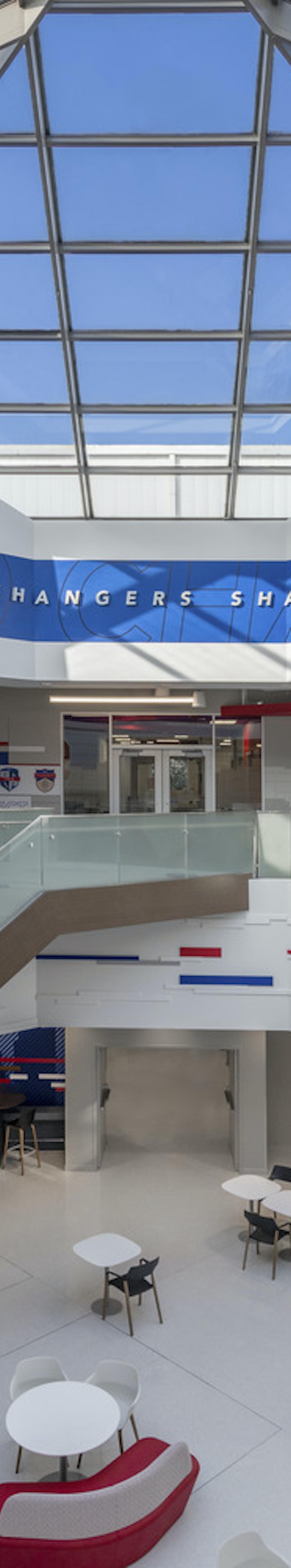 SMU Hughes-Trigg Student Center