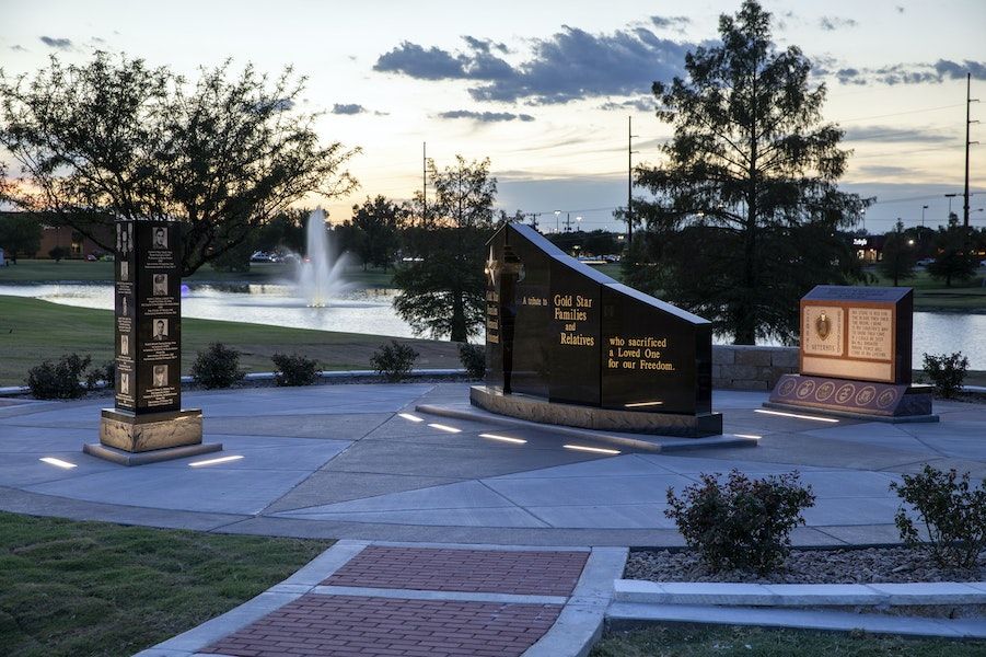 regional monument of courage huneke park Gallery Images