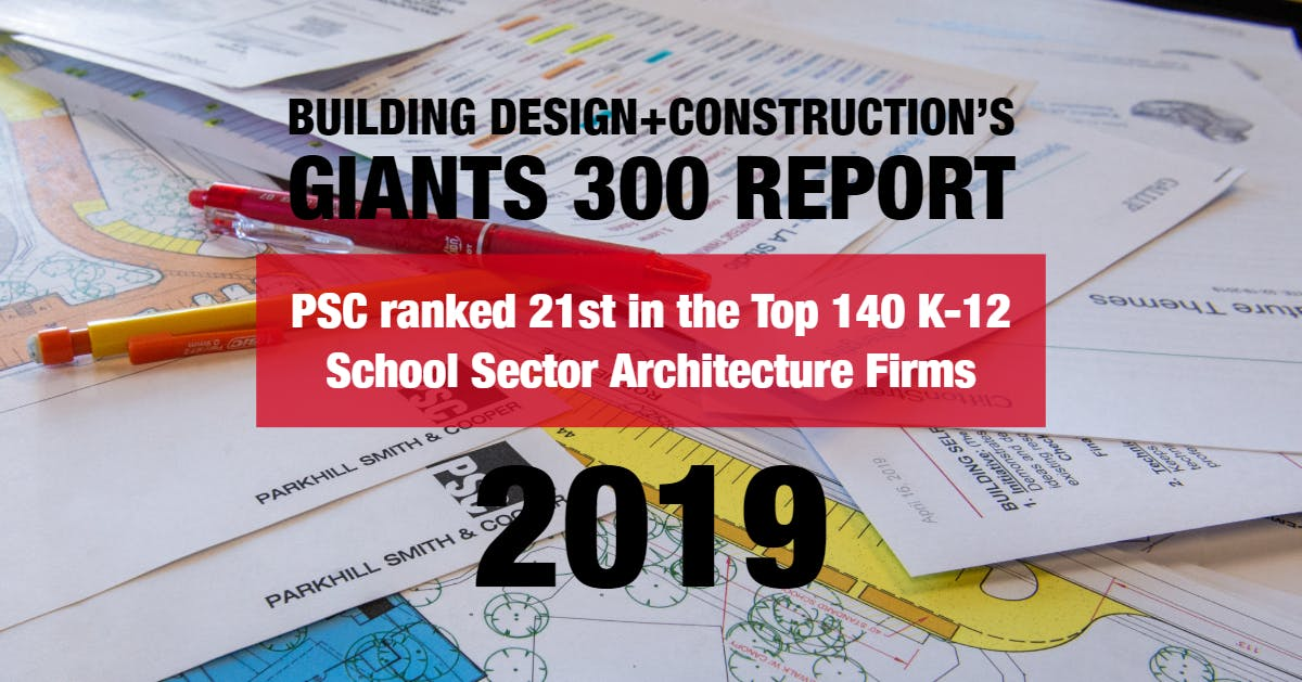 Top 140 Kindergarten thru 12th Grade School Sector Architecture Firms