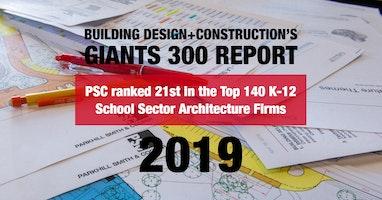 Top 140 Kindergarten thru 12th Grade School Sector Architecture Firms