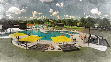 Amarillo officials give tour of Thompson Park Aquatic Facility construction site