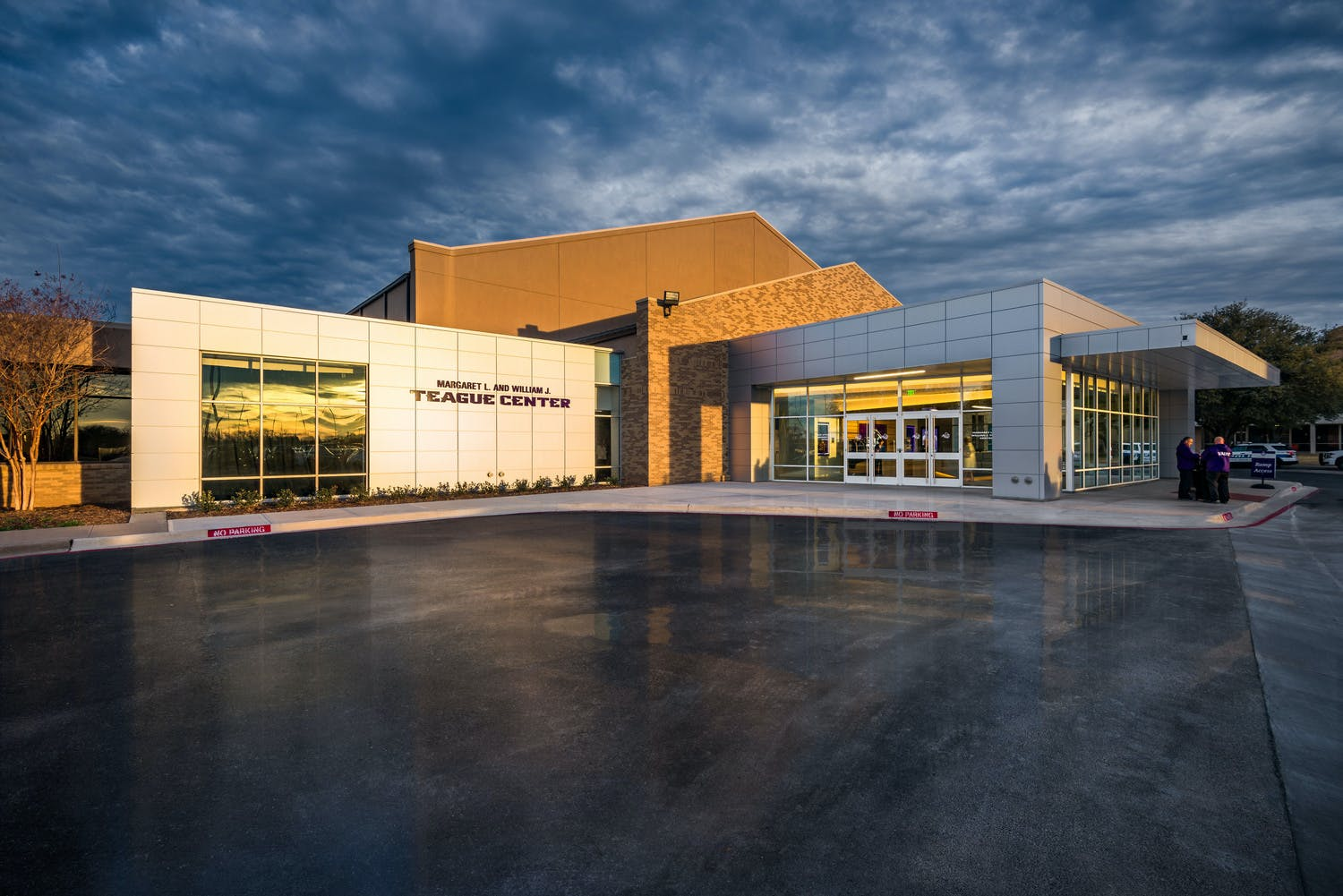 Teague Special Events Center Gallery Images