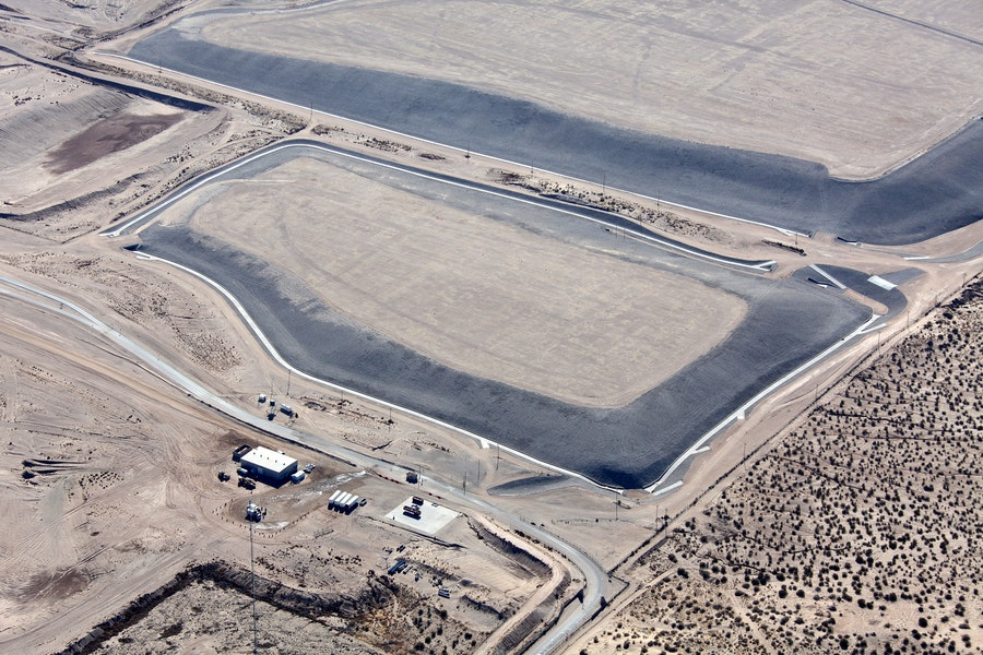 greater el paso municipal landfill excavation and lining Gallery Images