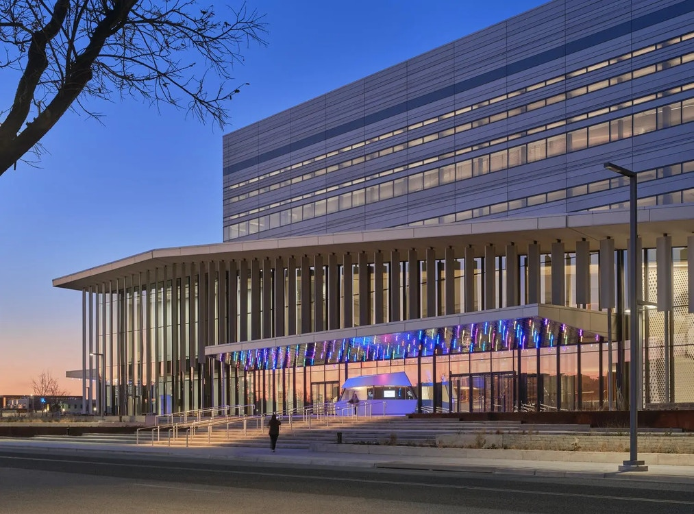 Buddy Holly Hall of Performing Arts and Sciences