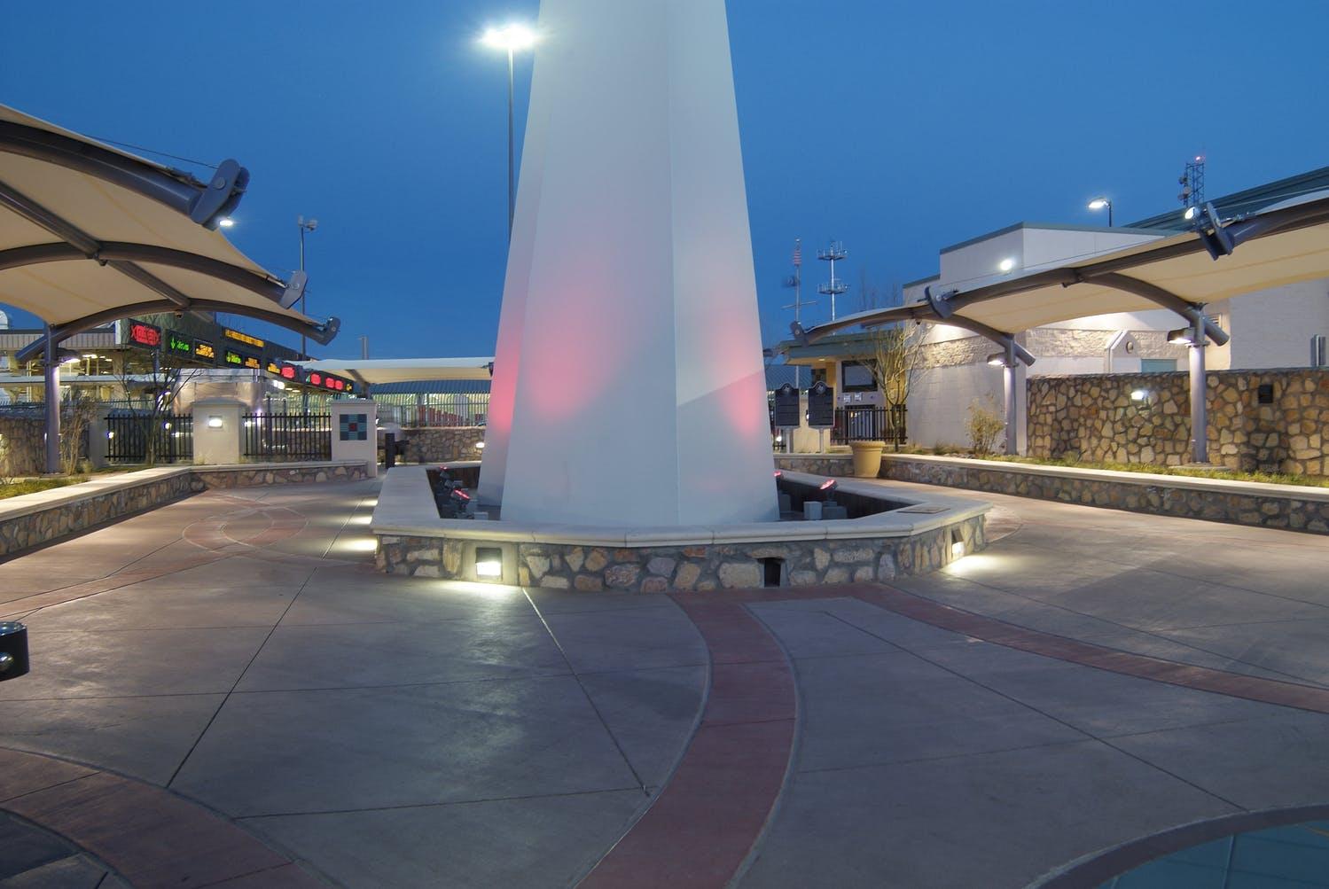 Paso Del Norte Facility Improvements Gallery Images