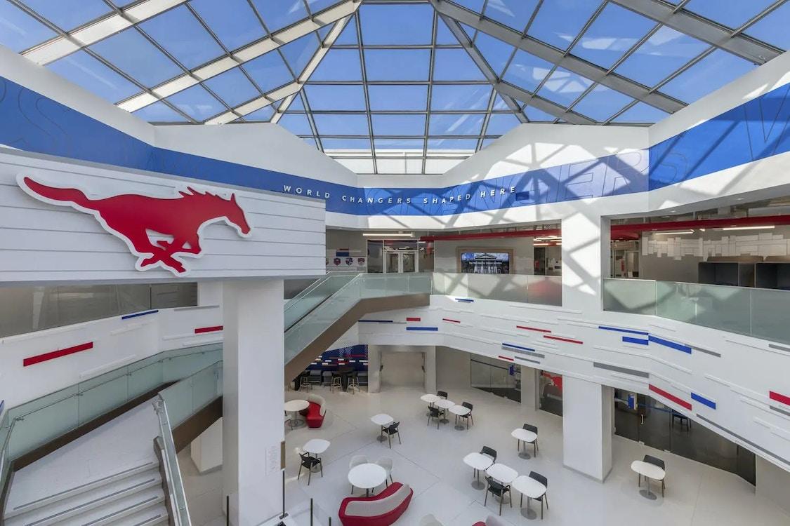 SMU Hughes-Triggs Student Center