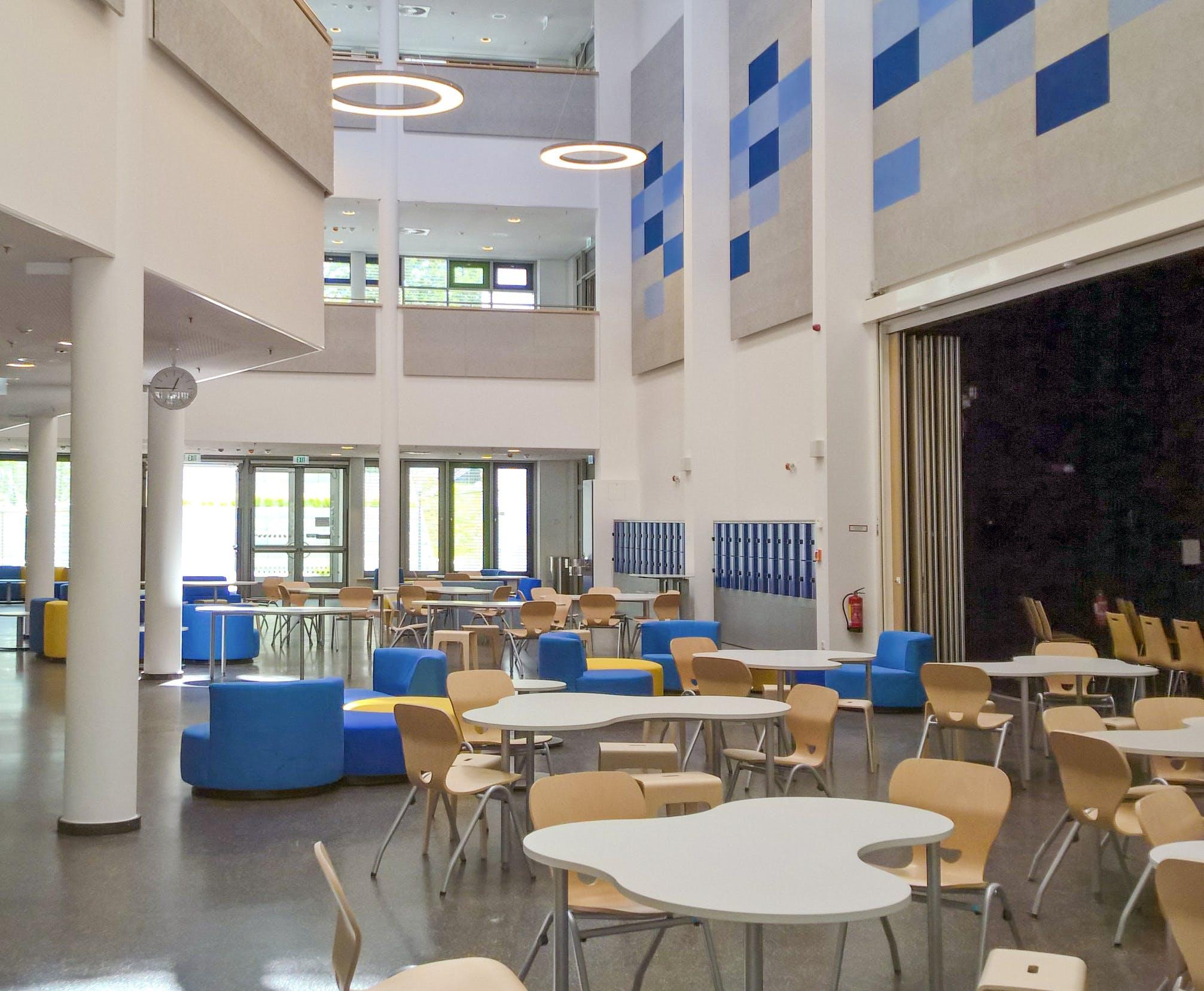 Wiesbaden High School Gallery Images