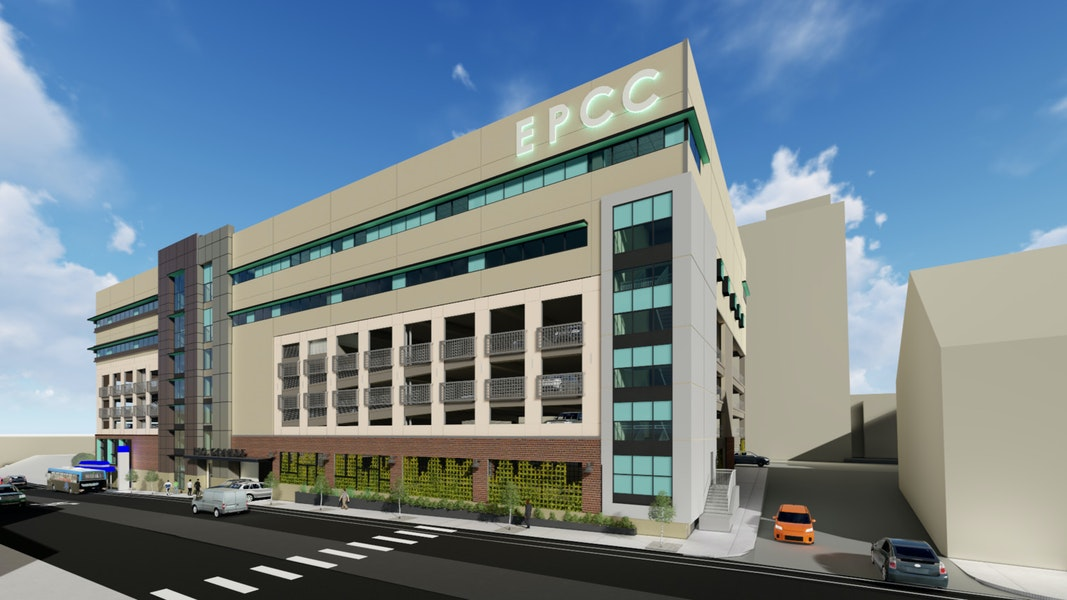 epcc rio grande campus academic classroom and parking garage Gallery Images