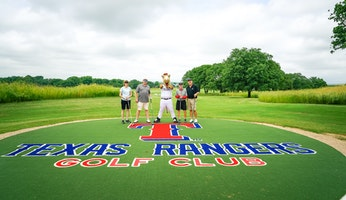 Golf Inc.: Texas Rangers Golf Club Named Second Place for Renovation of the Year