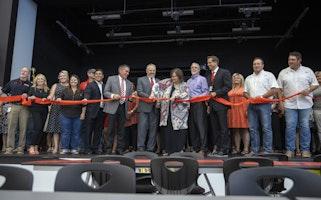 Lubbock-Cooper Celebrates Dedication of New Middle School