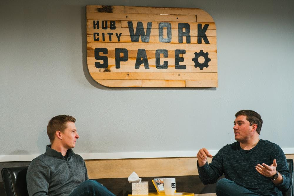 Hub City Workspace cover image
