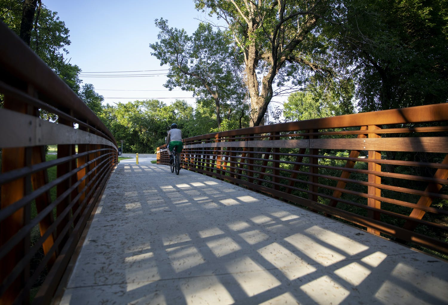 City of Grand Prairie: Fish Creek Linear Trail Expansion