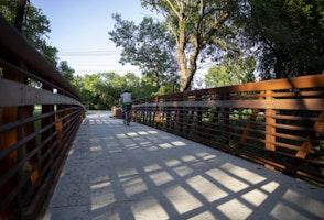 City of Grand Prairie: Fish Creek Linear Trail Expansion