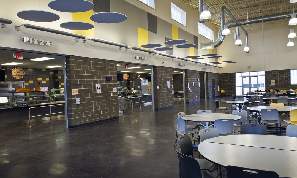 snyder high school kitchen and cafeteria Gallery Images
