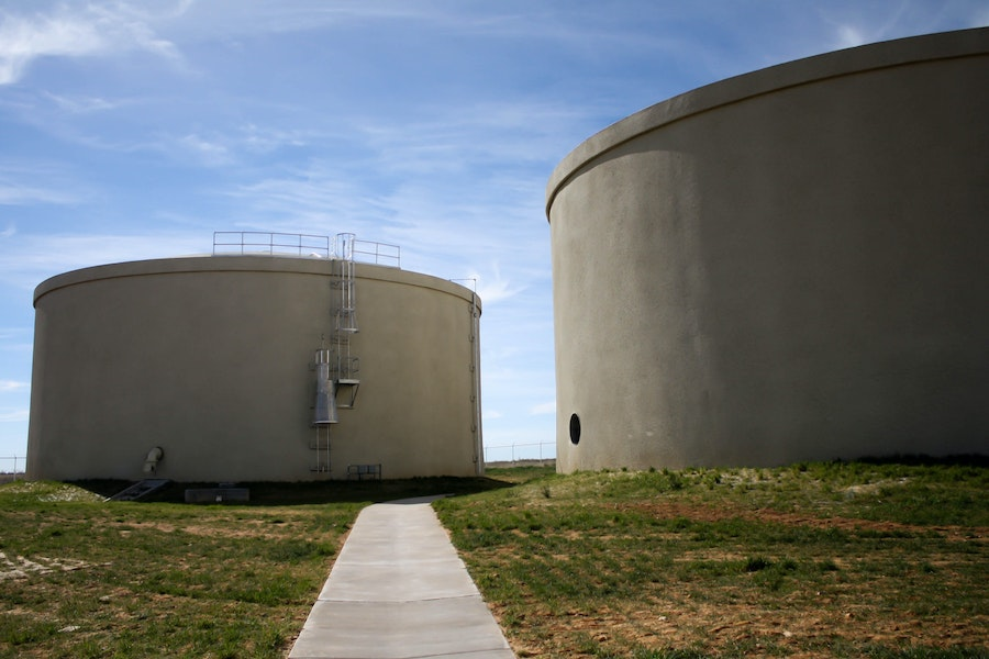 borger northwest well field Gallery Images