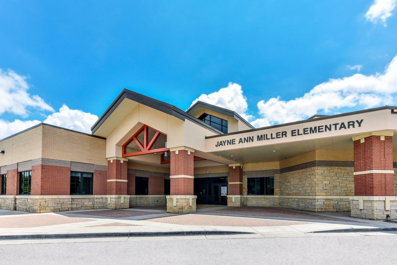 Jayne Ann Miller Elementary School Gallery Images