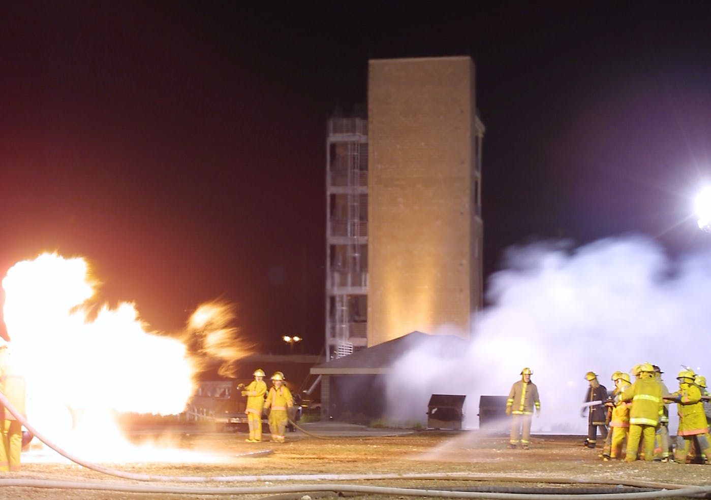 Lubbock Fire Training Facility Gallery Images