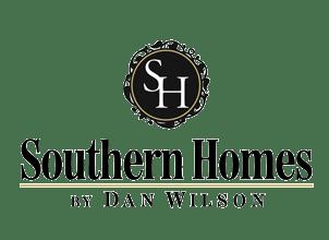 Southern Homes by Dan Wilson Logo