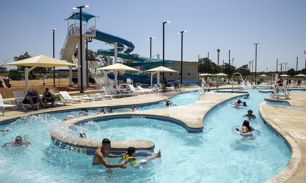 city of amarillo thompson park aquatic facility Gallery Images