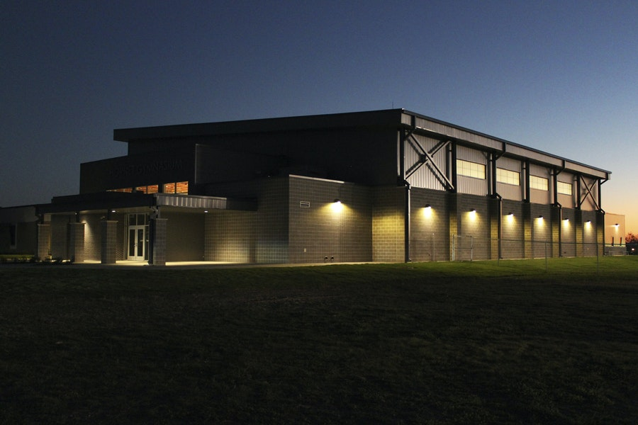 caldwell independent school district new gym and career technology education center Gallery Images